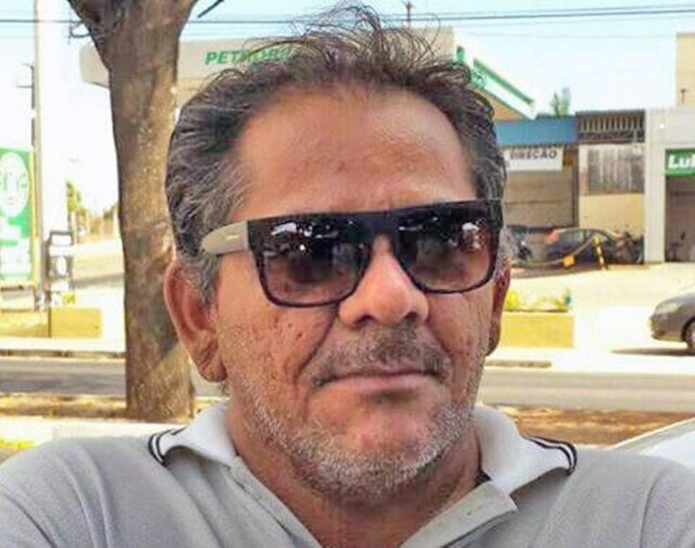 Everaldo Batista Zuza tinha 41 anos (Foto: Arquivo da Família)