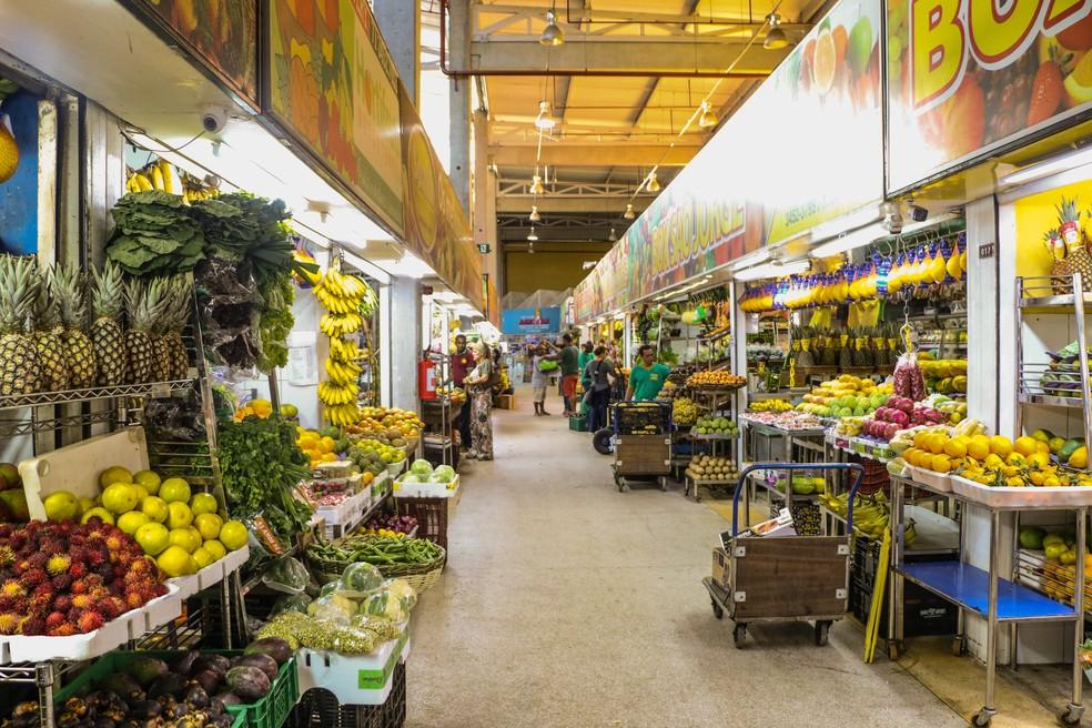 Índice de inflação da Região Metropolitana de Salvador é de 1,12% em maio e supera taxa nacional — Foto: SDE/Divulgação