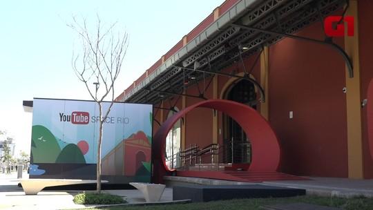 YouTube Space inaugurado no Rio é o mais 'high tech' do mundo; VÍDEO