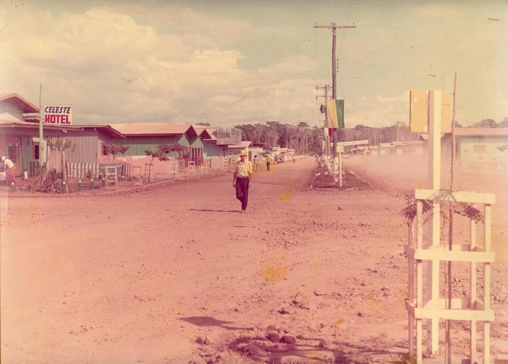 Comunidade cresceu e virou cidade — Foto: Divulgação