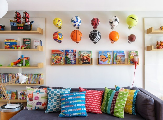 decoração-quarto-bebê-infantil-criança (Foto: Sambacine/Divulgação NaToca)