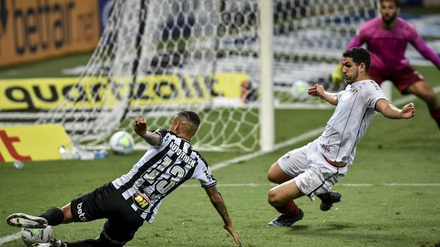 Guilherme Arana x Nino; Atlético-MG x Fluminense