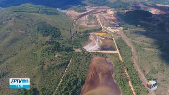 Comissão divulga plano de ação para controle de barragem de lixo nuclear em Caldas, MG