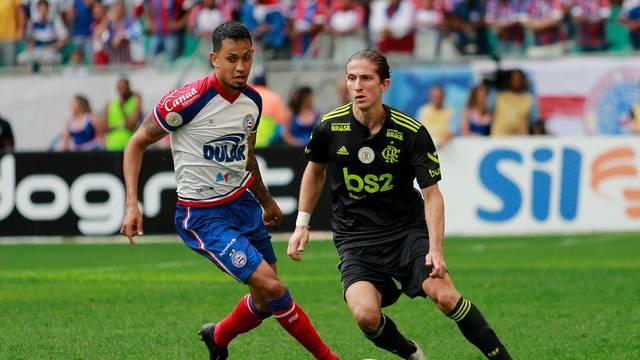 Filipe Luís de volta ao Brasil