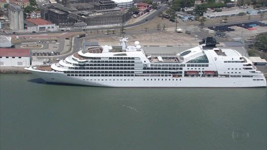 Porto do Recife receberá, pelo menos, 20 transatlânticos até abril de 2017