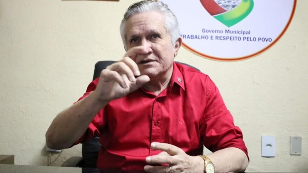 Mulheres denunciam prefeito de Uruburetama de ter abusado delas em consultóriodurante décadas — Foto: Reprodução