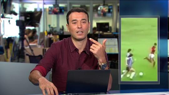 """Após ser chamado de louco, Renato é elogiado por jornal espanhol: """"Incrível"""""""
