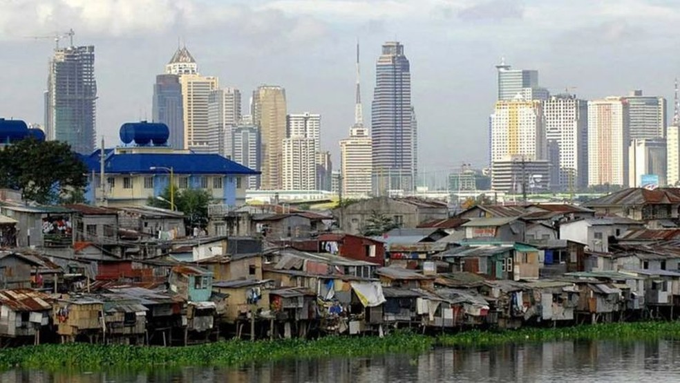Pobreza e a desigualdade podem desequilibrar uma sociedade a longo prazo — Foto: Getty Images