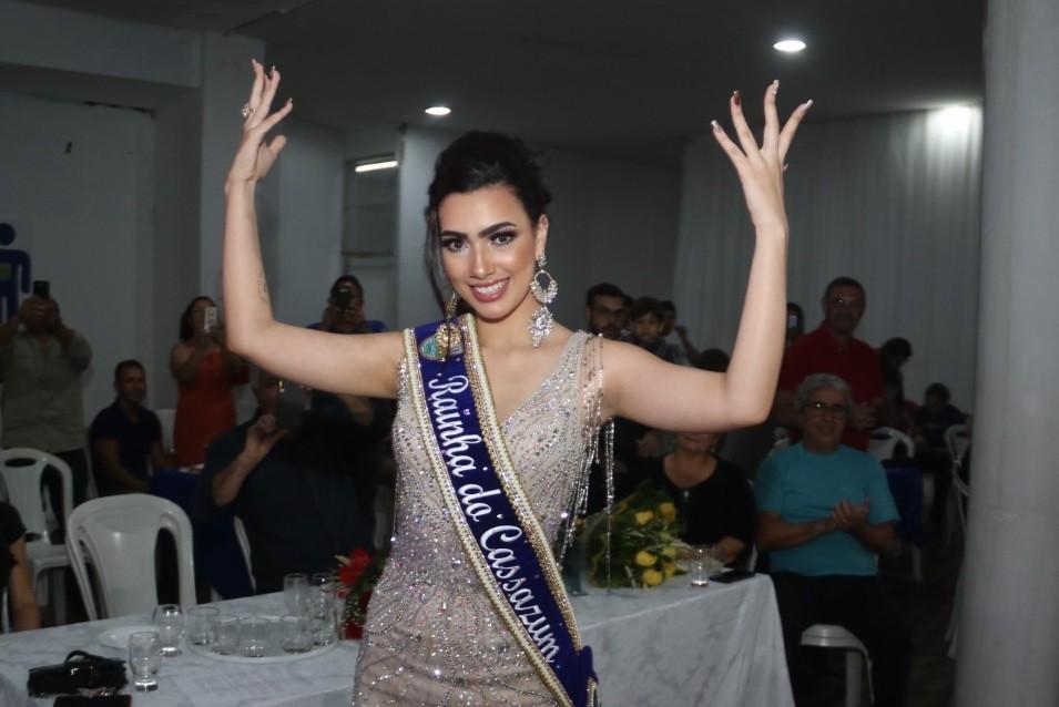 Clube Cassazum apresenta candidata do concurso Rainha das Rainhas 2020