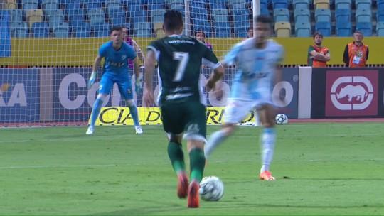 Goiás x Londrina - Campeonato Brasileiro Série B 2018 - globoesporte.com