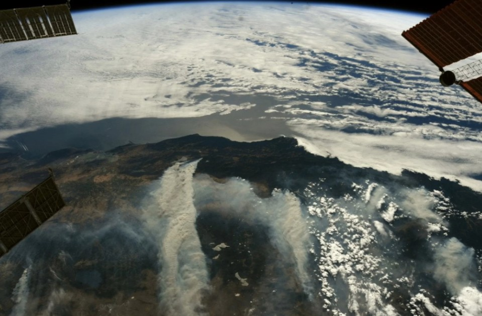 Foto do astronauta Ricky Arnold (Foto: Divulgação/ NASA)