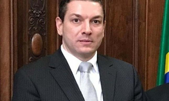 O novo diretor-geral da PF Paulo Maiurino