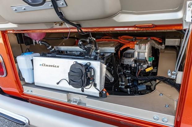 Volkswagen Kombi Elétrica (Foto: Divulgação)