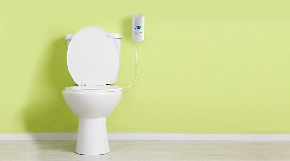 O Piipee ajuda seus usuários a economizar água (Foto: Divulgação)