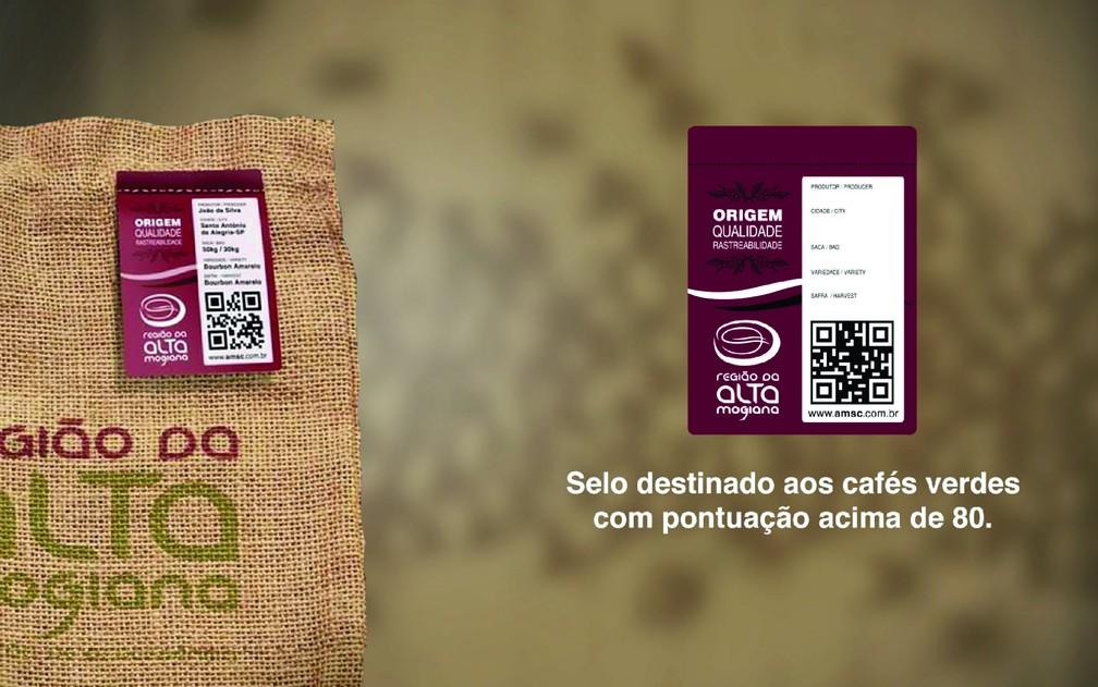 'Café da Alta Mogiana', produzido na região de Ribeirão Preto (SP), recebe certificação de origem e qualidade — Foto: AMSC/Divulgação
