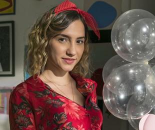Lorena Comparato | Sergio Zalis/TV Globo