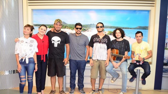 Bate-Papo Cultural: Tati Lobato recebe no estúdio do JT1 a banda 'Shangrillah'