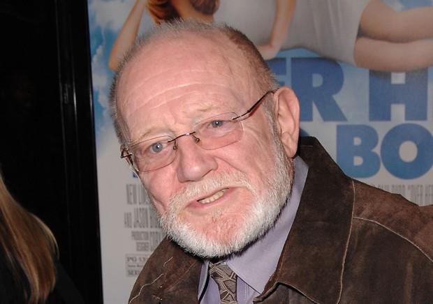 William Morgan Sheppard em 2008 (Foto: Getty Images)