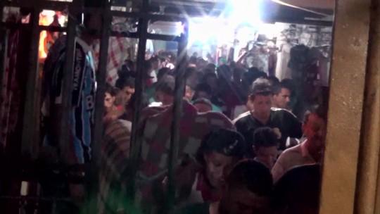 GloboNews Documentário Central mostra o poder das facções no maior presídio do país