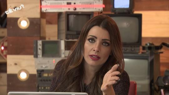 Cecília fala sobre saída de Evaristo Costa da Globo e mostra vídeos de telespectadores