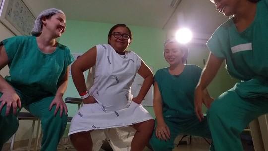 Dançar ajuda grávidas em trabalho de parto a terem menos dor e ansiedade