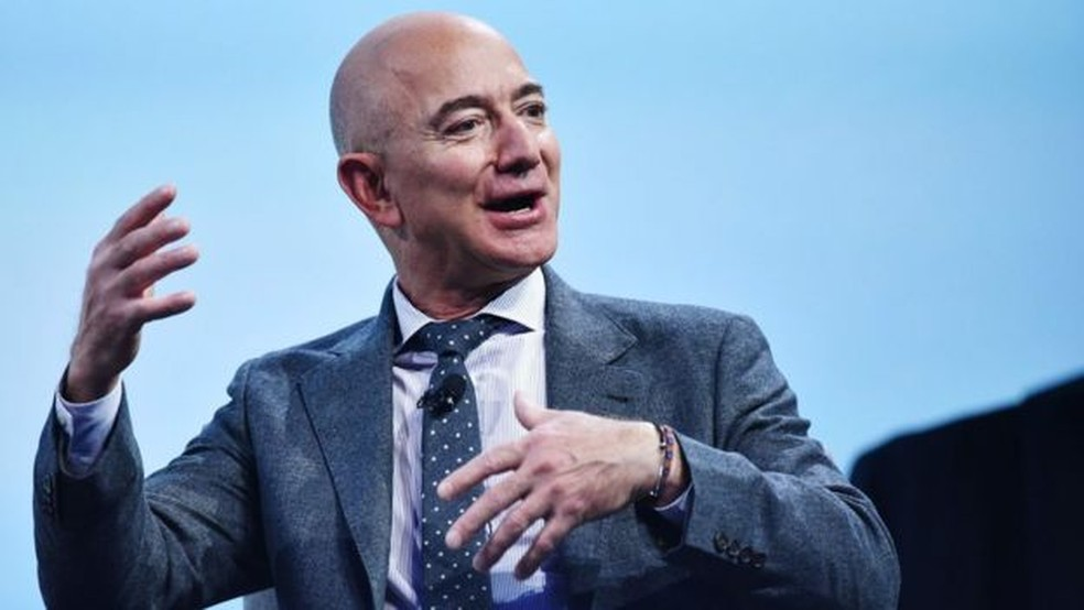 Jeff Bezos, dono da Amazon, é a primeira pessoa a alcançar fortuna de US$  200 bilhões, segundo Forbes | Tecnologia | G1