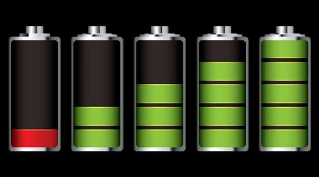 Recarregando as baterias