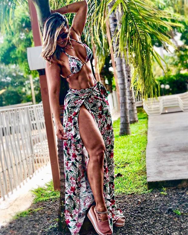 Fabiana Teixeira (Foto: Reprodução / Instagram)