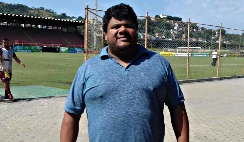 edney 5229052 - Presidente da Desportiva é preso em operação da PF contra tráfico de drogas