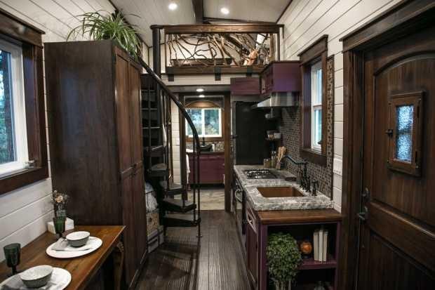 Tiny House é colocada à venda em site de compras (Foto: Divulgação)