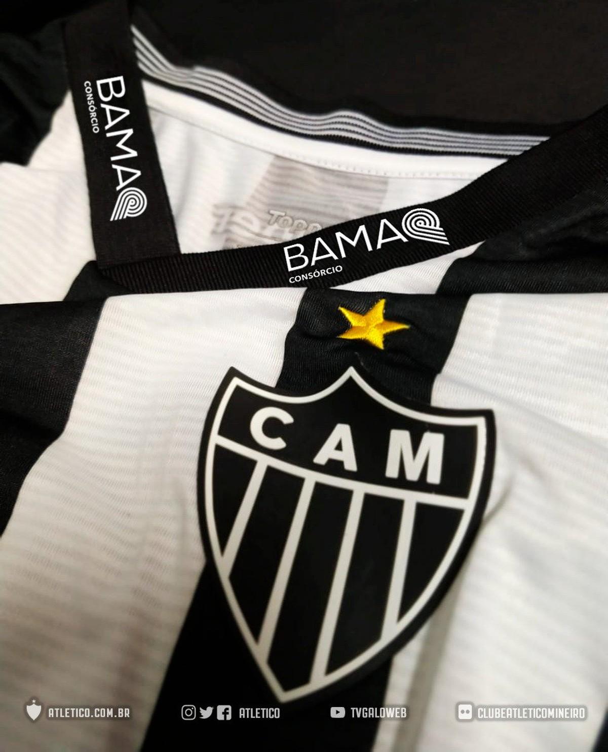 1f7d2bbf0d Atlético-MG anuncia patrocínio na gola da camisa até o fim de 2019 ...