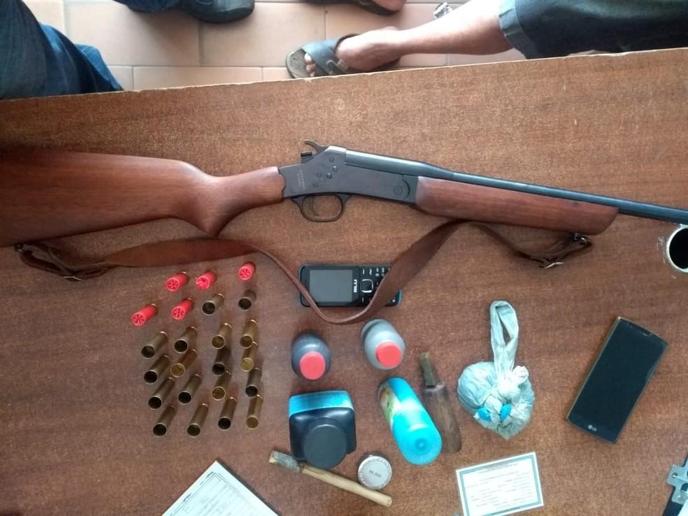 Operação 'Herodes' foi deflagrada pela Polícia Civil nesta quinta-feira (20), em Arcoverde — Foto: Polícia Civil/Divulgação