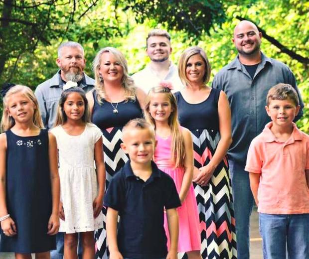 A família de Katie (Foto: Reprodução)