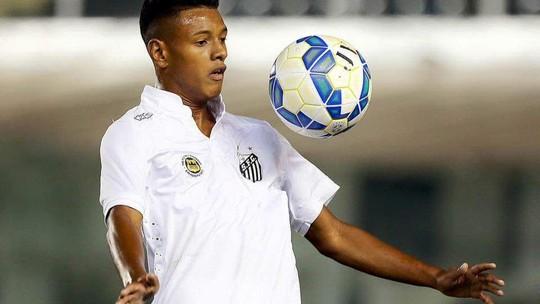 Foto: (Pedro Azevedo/Santos FC)