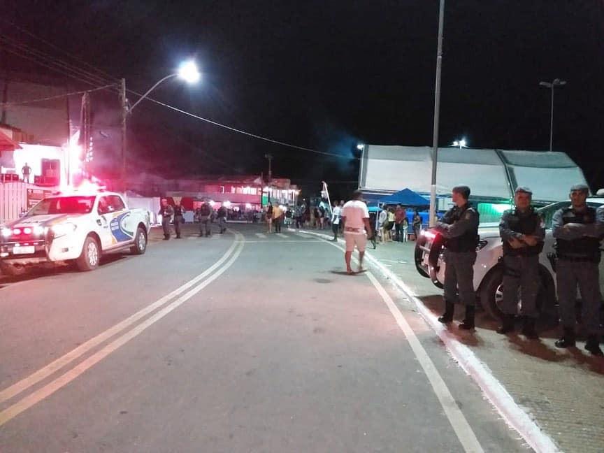 Operação 'Carnaguari' prende 11 em Ferreira Gomes; 21 são autuados por beber e dirigir