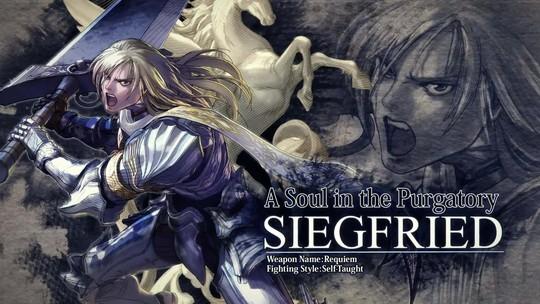 Veja o trailer de Siegfried em SoulCalibur 6
