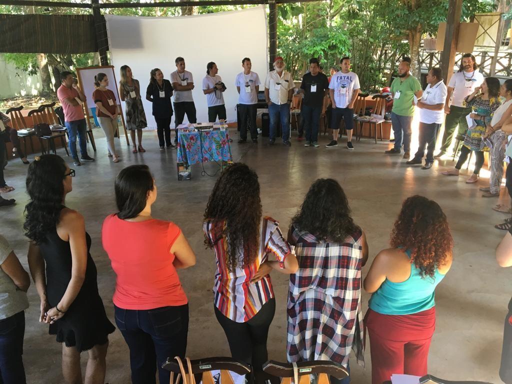 Professores da rede pública do AP são capacitados para multiplicar ações de sustentabilidade - Notícias - Plantão Diário