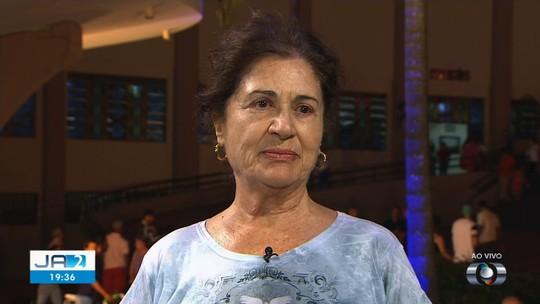 Romeira conta sobre milagre que pediu ao Divino Pai Eterno em Trindade Goiás