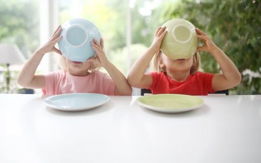 Alimentação infantil - copertina