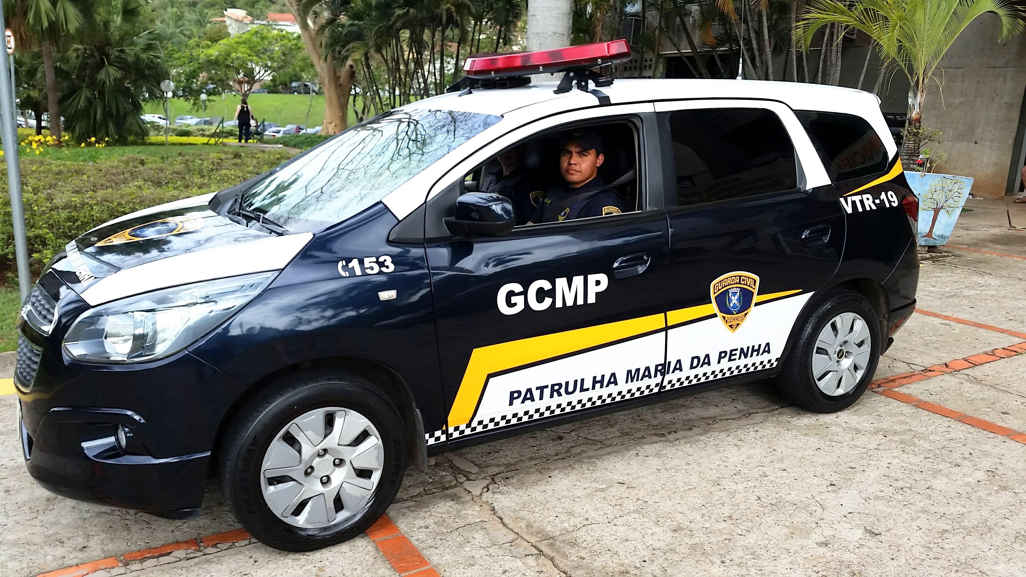 Patrulha Maria da Penha faz 11 flagrantes e recebe 317 medidas protetivas em Piracicaba - Noticias