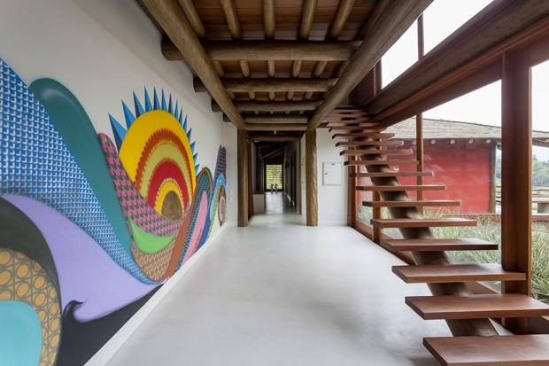 12 ideias de como usar grafite na decoração (Foto: Tuca Reines)