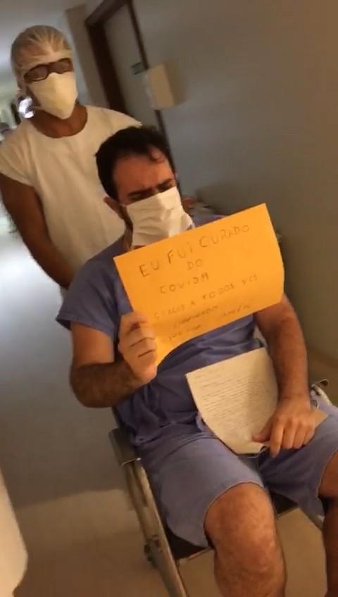 118.605 pacientes já se recuperaram da Covid-19 no Maranhão