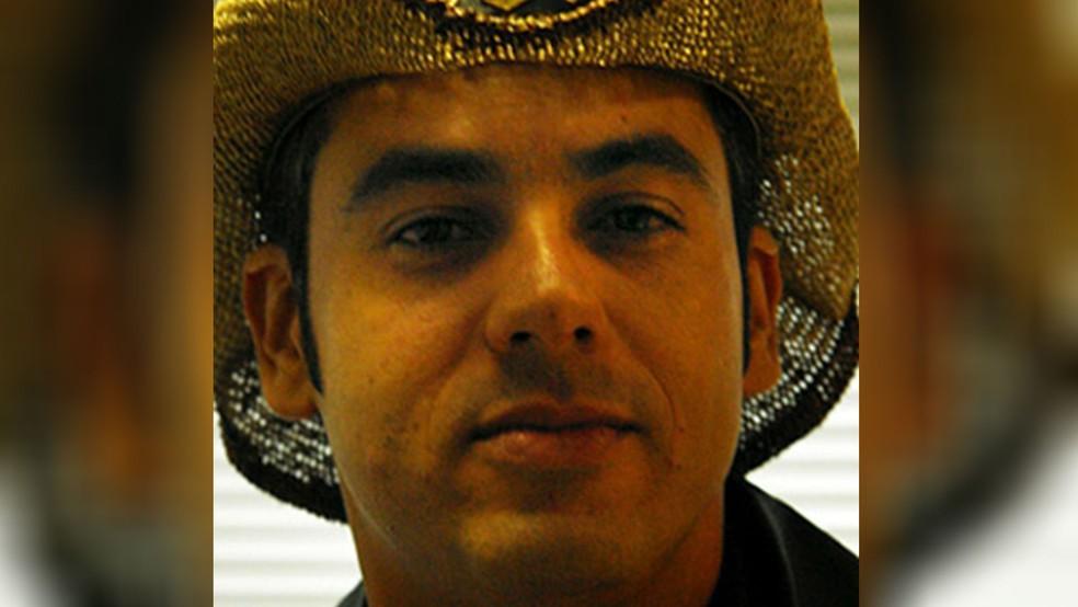 André Caubói foi morto com um tiro na nuca em 2011 (Foto: Naná Coutinho/BBB)