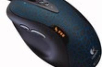 Mouse Óptico G5 Logitech