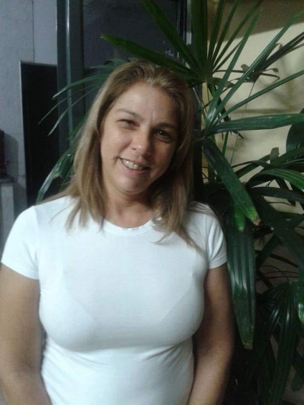 Polícia investiga se o desaparecimento de Janete tem ligação com o de Danny em Jaú  (Foto: Arquivo pessoal)