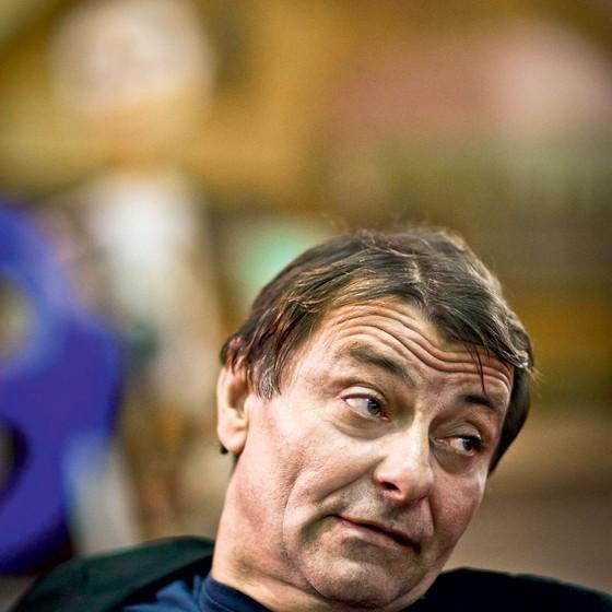 O ex-ativista italiano Cesare Battisti  (Foto:  Alisson Gontijo/O TEMPO)