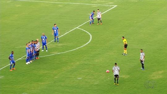 Goiânia x Goianésia - Campeonato Goiano 2019 - globoesporte.com