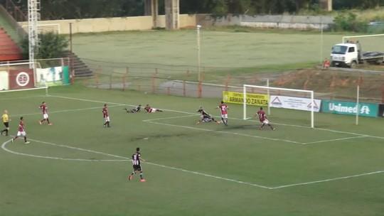 Geraldo marca no fim, Atlético Itapemirim vence a Desportiva e avança na Copa ES