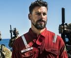 Cauã Reymond em 'Ilha de ferro' | João Miguel Júnior/ TV Globo