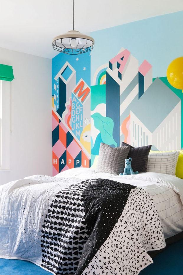 Décor do dia: quarto de criança colorido (Foto: Reprodução/Divulgação)
